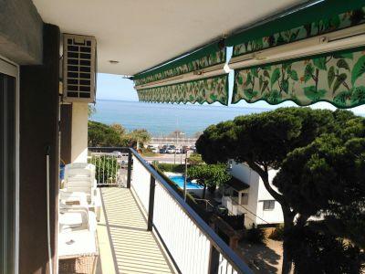 Ausblick aus der Ferienunterkunft Mietobjekt Appartement 76574 Barcelona