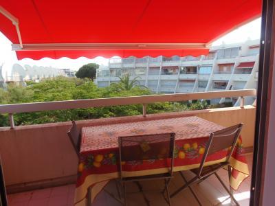 Ausblick vom Balkon Mietobjekt Appartement 78979 La Grande Motte
