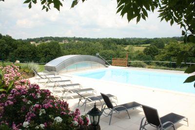Schwimmbad Mietobjekt Haus 80678 Brant�me