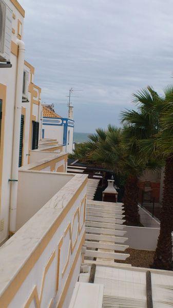 Ausblick vom Balkon Mietobjekt Haus 87219 Manta Rota