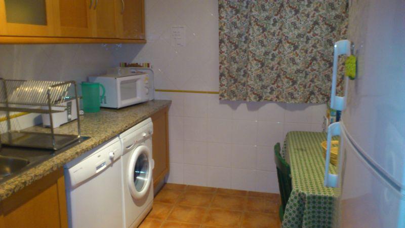 Sommerküche Mietobjekt Haus 87219 Manta Rota