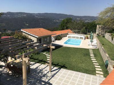 Ansicht des Objektes Mietobjekt Villa 90377 Sever do Vouga