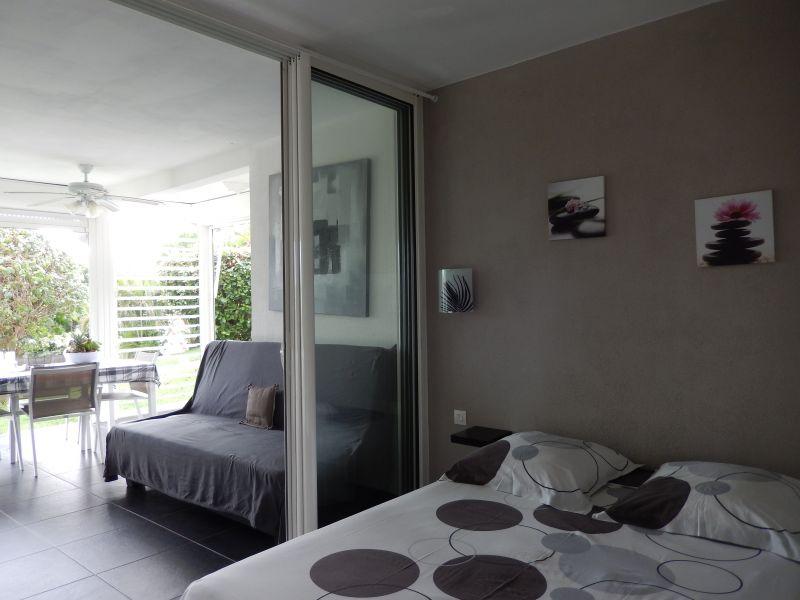 Schlafzimmer Mietobjekt Appartement 90989 Saint Francois