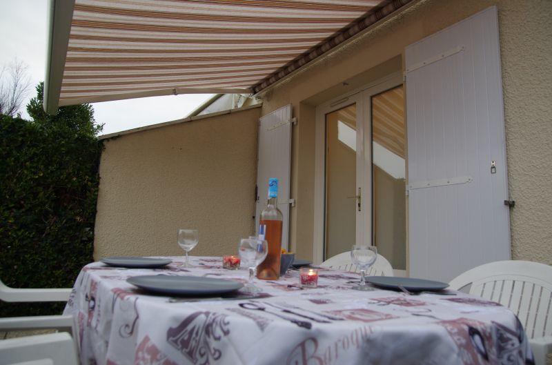 Terrasse Mietobjekt Haus 93952 Royan