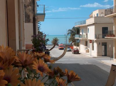 Balkon Mietobjekt Appartement 94320 Marina di Ragusa