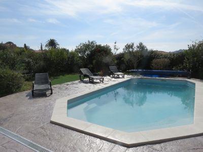 Schwimmbad Mietobjekt Villa 98753 Le Lavandou
