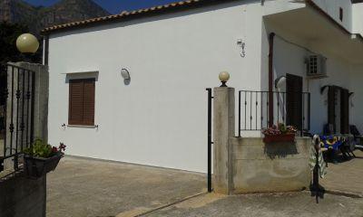 Eingang Mietobjekt Villa 103445 Castellammare del Golfo