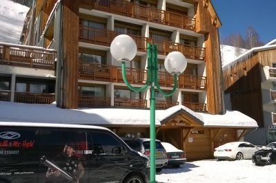 Ansicht des Objektes Mietobjekt Appartement 106447 Les 2 Alpes