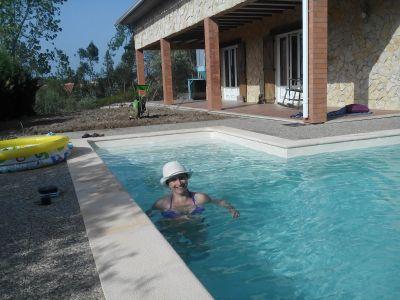 Schwimmbad Mietobjekt Villa 107599 Ourém