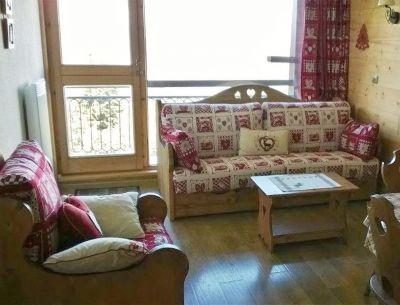 Wohnzimmer Mietobjekt Studio 112042 Les Arcs