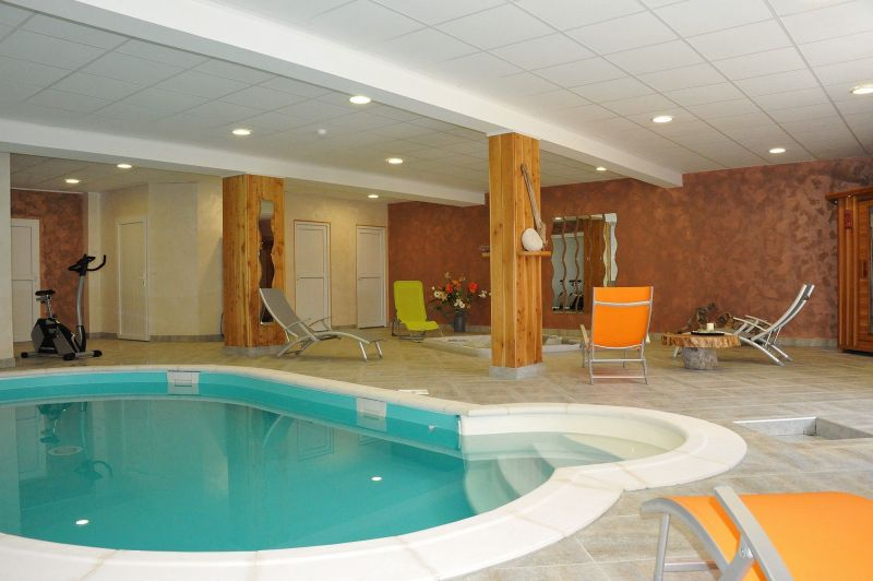 Schwimmbad Mietobjekt Haus 112275 Superdévoluy- La Joue du Loup