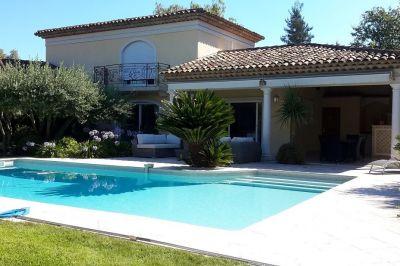 Ansicht des Objektes Mietobjekt Villa 113759 Mougins