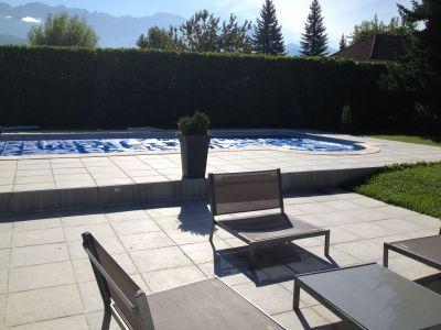 Schwimmbad Mietobjekt Haus 115405 Grenoble