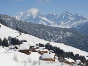 Ferienwohnung in einem Alpenhaus in Les Saisies für 6 bis 8 Personen