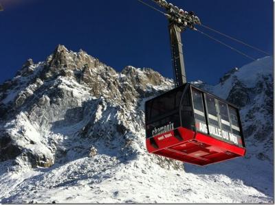 Ausblick vom Balkon Mietobjekt Studio 67211 Chamonix Mont-Blanc