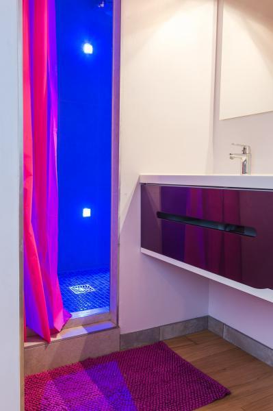 Badezimmer 3 Mietobjekt Appartement 68749 Tignes