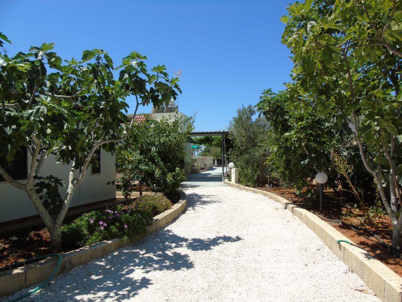 Garten Mietobjekt Höhlenwohnung 69168 Gallipoli