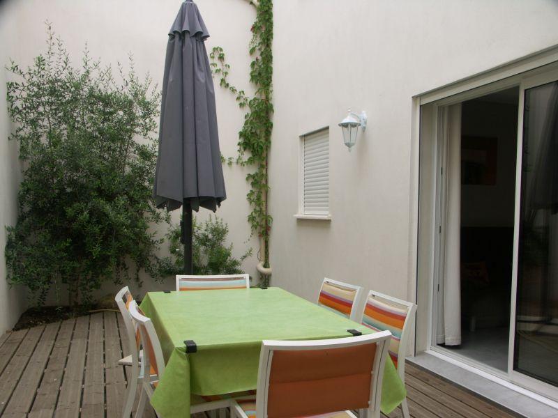 Ausblick von der Terrasse Mietobjekt Appartement 69807 Le Grau du Roi