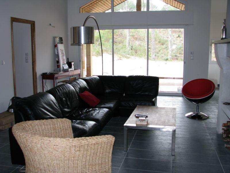 Wohnzimmer Mietobjekt Villa 72739 Moliets