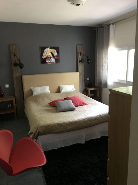 Schlafzimmer 2 Mietobjekt Villa 72739 Moliets