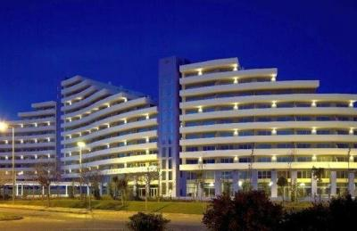 Ansicht des Objektes Mietobjekt Appartement 76352 Praia da Rocha