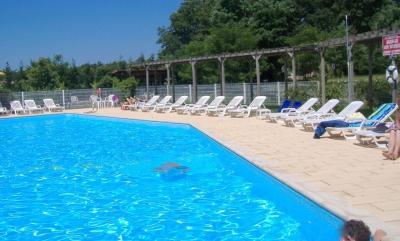 Schwimmbad Mietobjekt Mobil-Home 78265 Dax