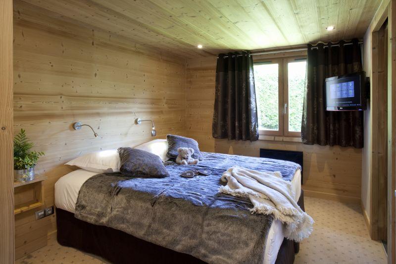 Schlafzimmer 4 Mietobjekt Chalet 86535 Le Grand Bornand