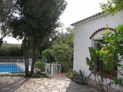 Schwimmbad Mietobjekt Villa 92322 Rosas