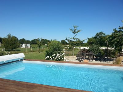 Ansicht des Objektes Mietobjekt Haus 93383 Talmont-Saint-Hilaire
