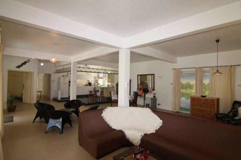 Wohnzimmer Mietobjekt Villa 95201 Péreybère