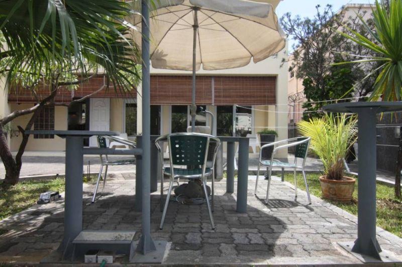 Garten Mietobjekt Villa 95201 Péreybère