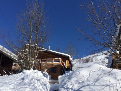 Ansicht des Objektes Mietobjekt Chalet 100569 Alpe d'Huez