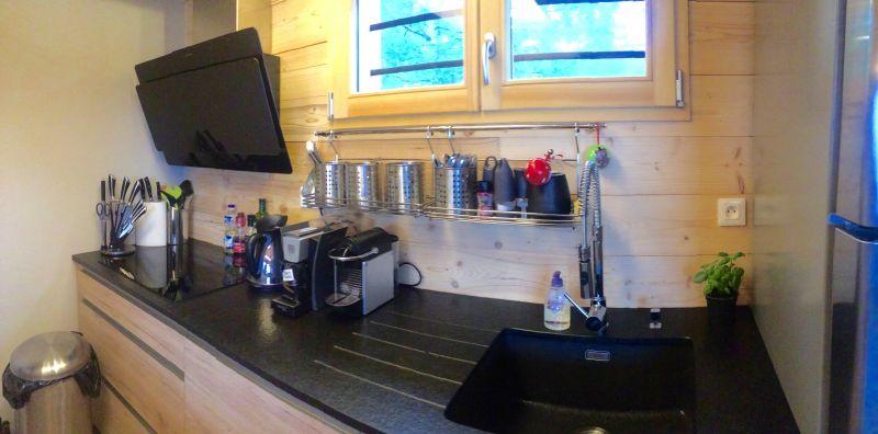 offene Küche Mietobjekt Chalet 100569 Alpe d'Huez