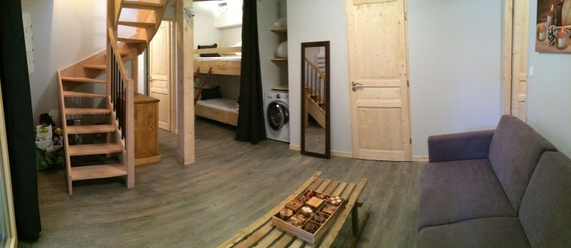 Wohnzimmer Mietobjekt Chalet 100569 Alpe d'Huez