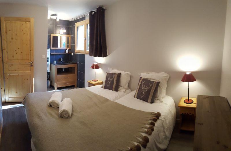 Schlafzimmer 2 Mietobjekt Chalet 100569 Alpe d'Huez