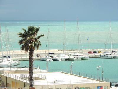 Ausblick aus der Ferienunterkunft Mietobjekt Appartement 103248 Marina di Ragusa