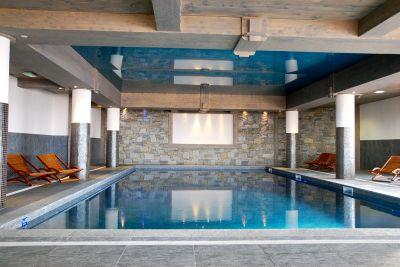 Schwimmbad Mietobjekt Appartement 108341 Les Arcs