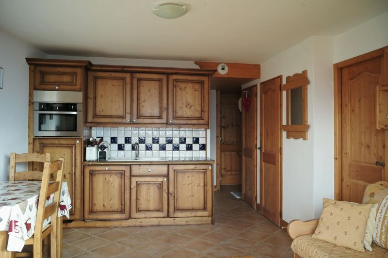 offene Küche Mietobjekt Appartement 108341 Les Arcs