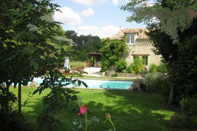 Ansicht des Objektes Mietobjekt Ferienunterkunft auf dem Land 112030 Bergerac