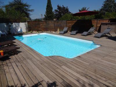 Schwimmbad Mietobjekt Appartement 112710 Aix en Provence
