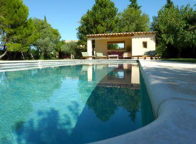 Schwimmbad Mietobjekt Haus 113130 Avignon