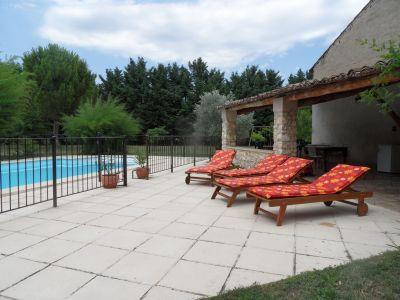 Schwimmbad Mietobjekt Haus 114035 Avignon