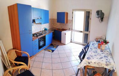 offene Küche Mietobjekt Appartement 63771 Santa Maria al Bagno