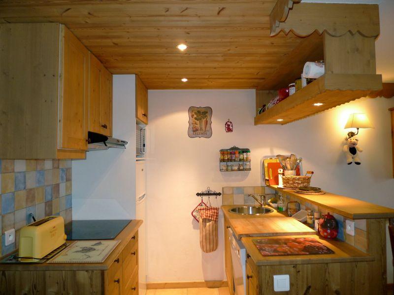 offene Küche Mietobjekt Appartement 66025 Valmorel