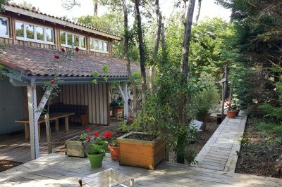 Mietobjekt Villa 68339 Cap Ferret
