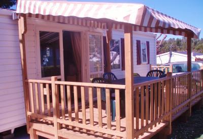 Mietobjekt Mobil-Home 77786 Saint Cyr sur Mer