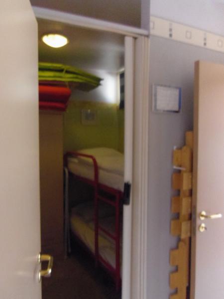 Schlafzimmer Mietobjekt Appartement 78706 De Panne
