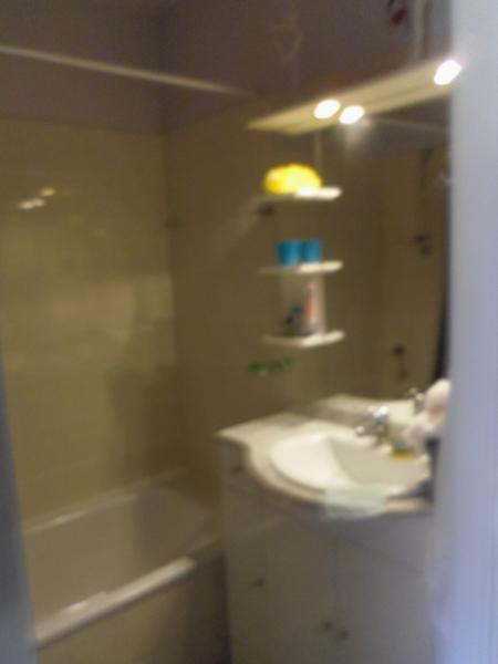 Badezimmer Mietobjekt Appartement 78706 De Panne