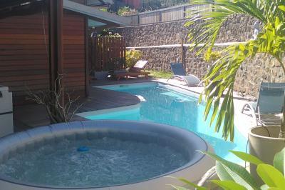Mietobjekt Villa 78754 La Saline les Bains