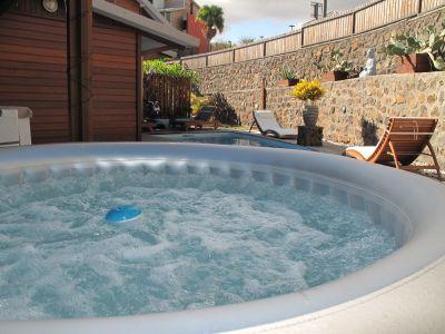 Schwimmbad Mietobjekt Villa 78754 La Saline les Bains